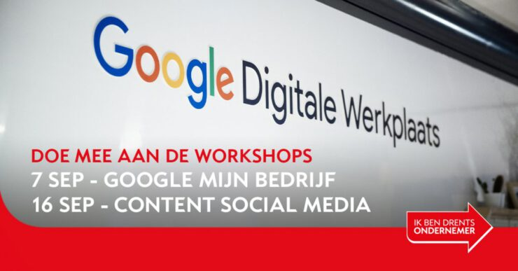 Google Workshops