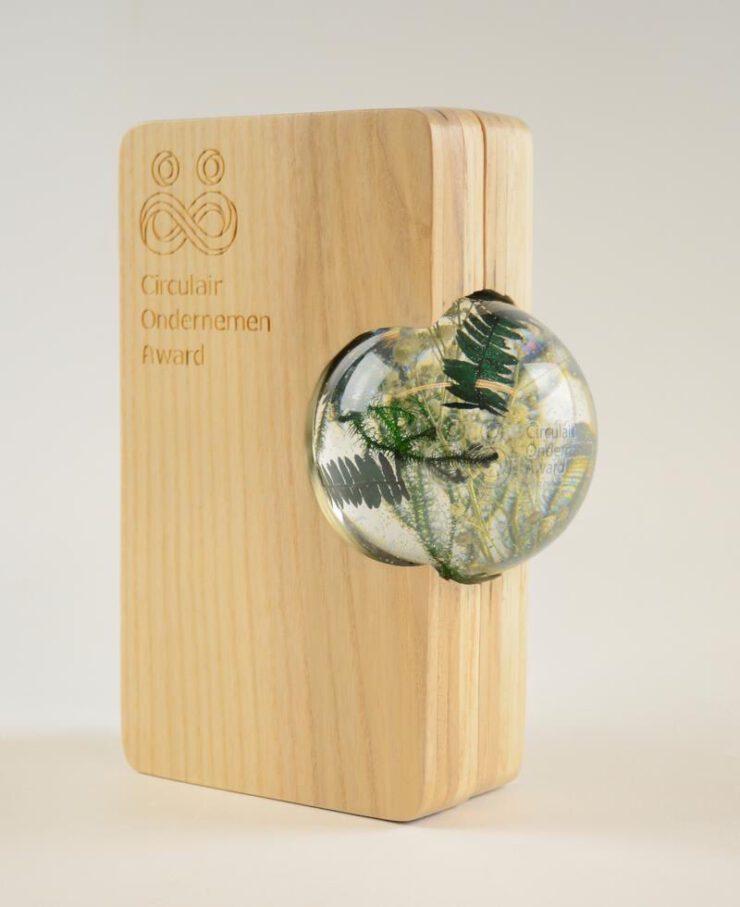 Circulair Ondernemen Award van de Regio Zwolle
