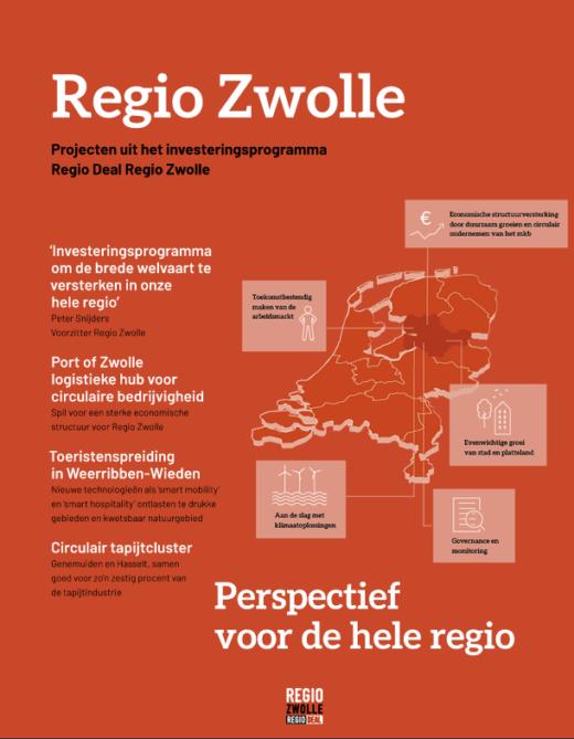 Regio Zwolle glossy